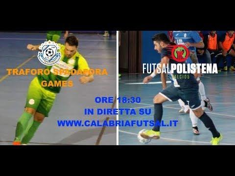 Serie C1 8^ di campionato Traforo Spadafora- Futsal Polistena
