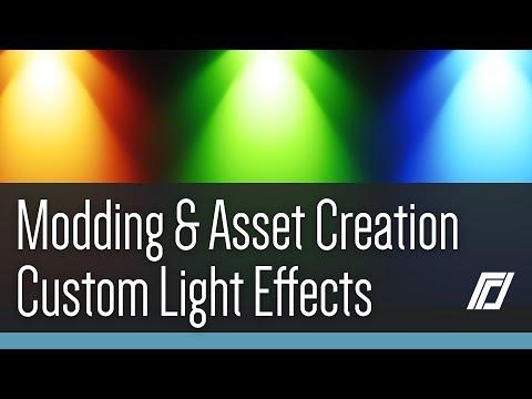 Cities Skylines - Modding & Asset Creation - Custom Light Effects
