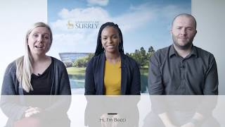 Undergraduate prospective students – FAQs | University of Surrey