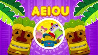 AIUEO | Lagu Anak-Anak Indonesia | Didi & Friends Indonesia