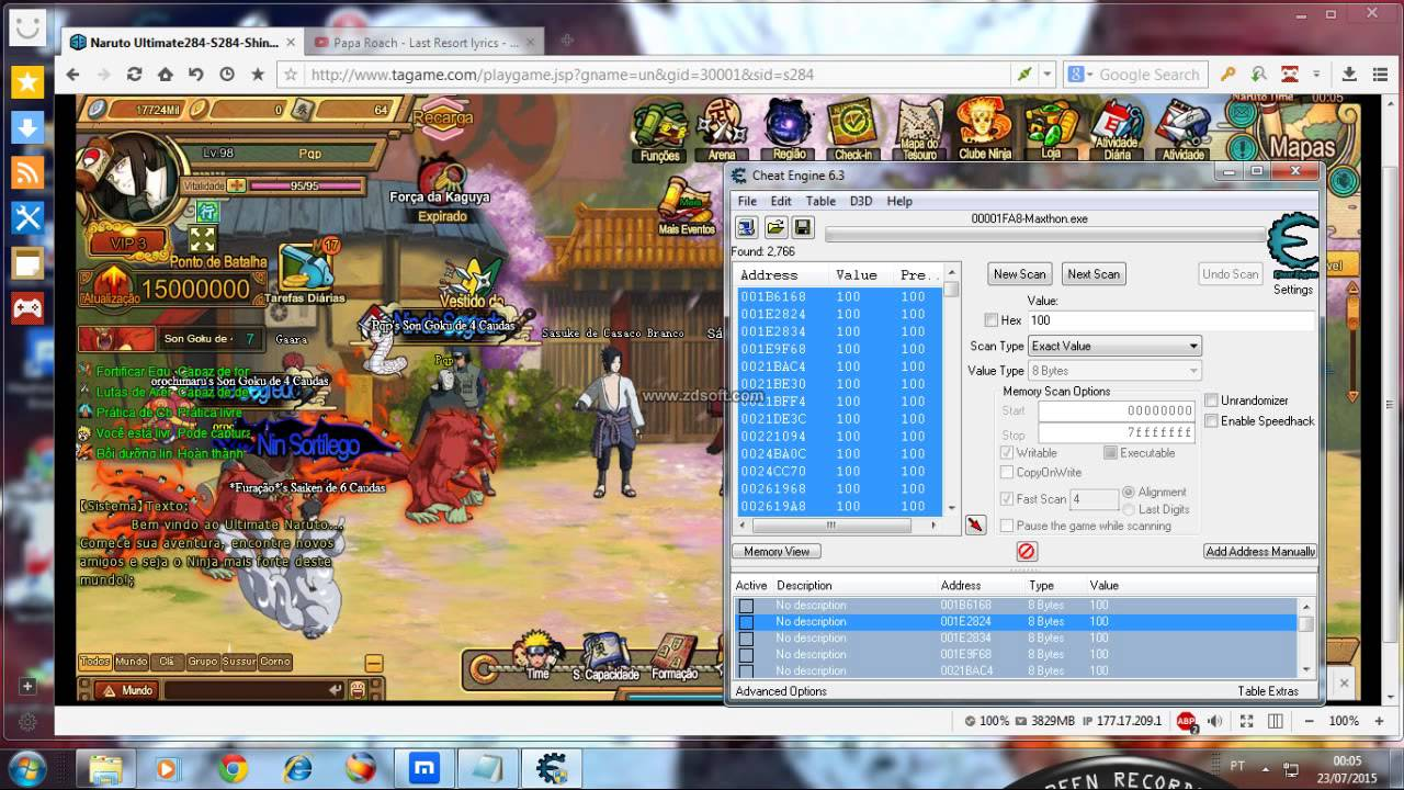 FearLess Cheat Engine