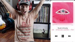 Stuck In Gravity by Of Monsters and Men Music Reaction