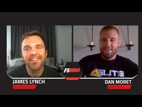 EXCLUSIVE: Dan Moret talks UFC debut against Gilbert Burns on Apr. 14