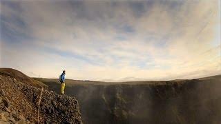GoPro HD: Matthias Giraud – B.A.S.E. Jumping in Iceland