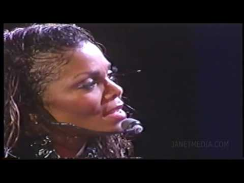 Janet Jackson - All For You Tour HBO Original Airing Part 2 janetmedia com