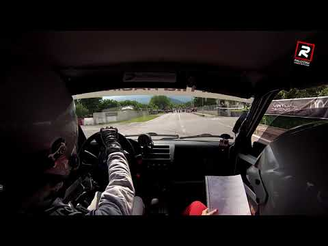 "32° Rally Piancavallo 2018 - Onboard Pizzinato / Collini | Ps 1 ""Maniago"" [HD]"