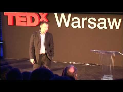 TEDxWarsaw - Jonathan Ornstein - 3/05/10