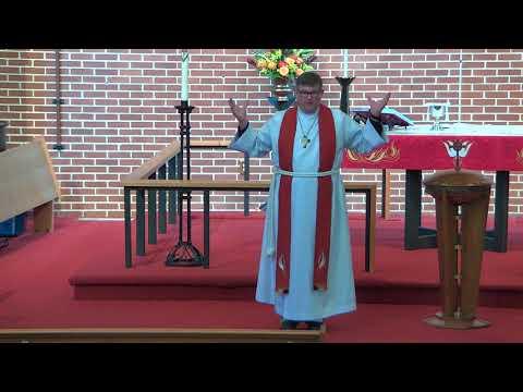 Pisgah Sunday Sermon - The Work of the Spirit