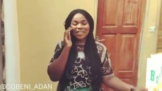 Celebrating Valentine in an African Home Ogbeni Adan Nigerian Comedy