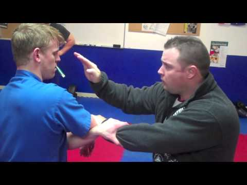 A Jun Fan - Jeet Kune Do Trapping Lesson with Sifu Billy Brown
