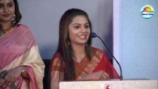Kurangu Bommai : Tamil Movie press meet : Actress Delna Davis