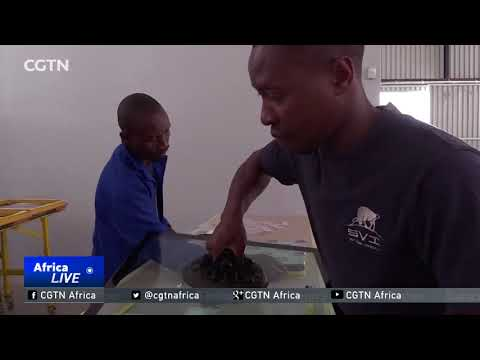South African venture armoring locomotive trains in Mozambique