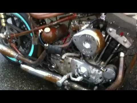 Rusty 79 Ironhead BRat Bobber Project