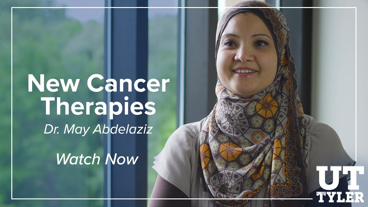 New Therapies for Cancer Patients - Dr. May Abdelaziz