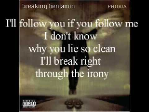 breaking benjamin follow (with lyrics)