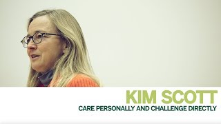 Thumbnail Interview with Kim Scott on Leader Character and Candour