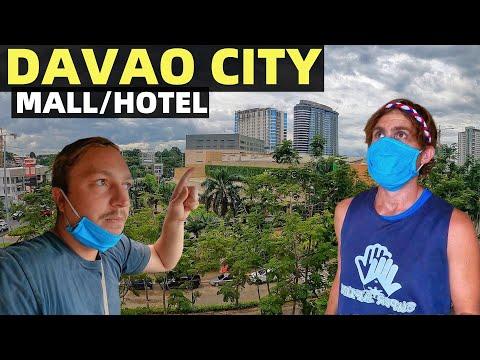 TRAVEL TO DAVAO CITY PHILIPPINES - Mall And Hotel Overnight Stay (Mindanao Life)