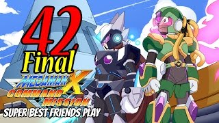 Best Friends Play Megaman X: Command Mission (Part 42 Final)