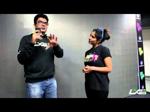 Interview with Harsha from Ubisoft at VGF Pune 2016