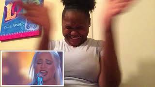 """Gabby Barrett Sings """" I Have Nothing""""by Whitney Houston - Top 5- American Idol 2018 on ABC