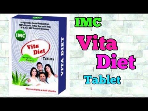 IMC VITA DIET TABLET / SUDIP SUTHAR / IMC BUSINESS PRODUCTS.