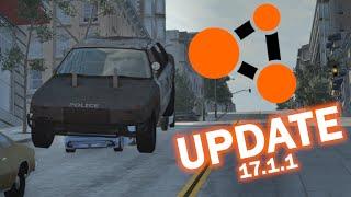 BeamNG.drive UPDATE 0.17.1.1 - Omówienie HOTFIX dla Update 0.17