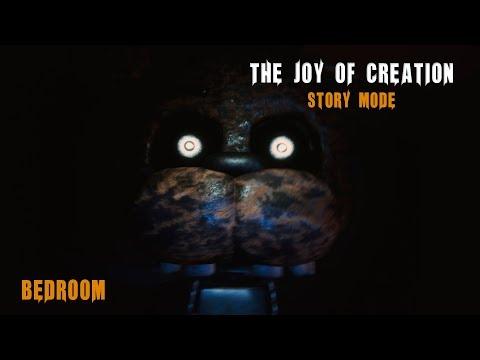 The Joy of Creation: Story Mode   Bedroom   Detonado