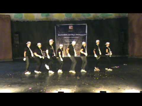 lotus dance academy  hiphop on amplifier,shake and usher