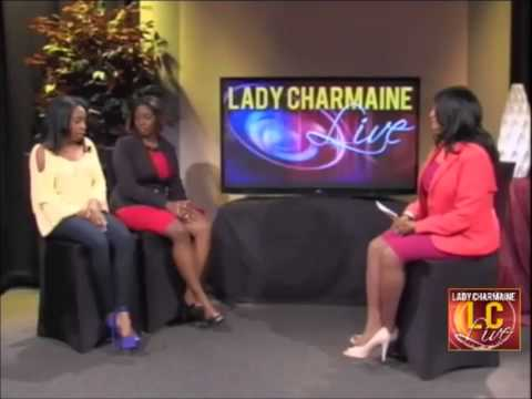 Christians and Online Dating with April Mason on the Lady Charmaine Live Show