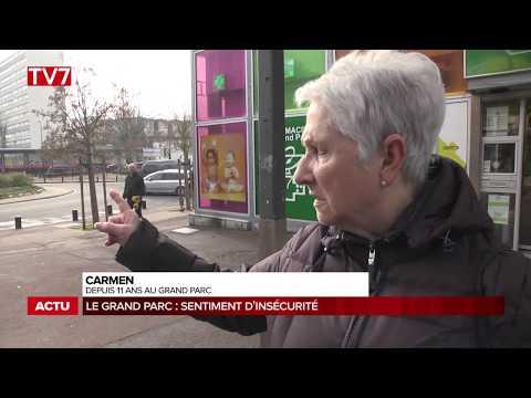 Sentiment d'insécurité à Bordeaux : les habitants du Grand Parc ont la parole