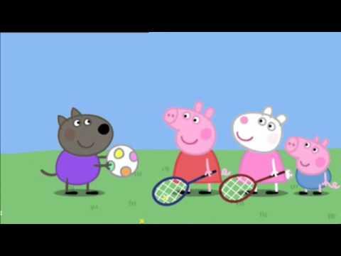 Свинка Пеппа українською сезон 2 серія 49 Стрибучий м'яч