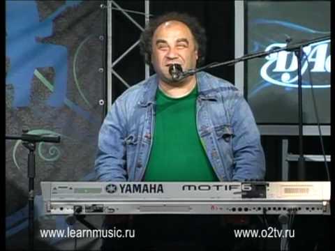 Сергей Манукян 3/8 Learnmusic функции музыканта 24-05-2009