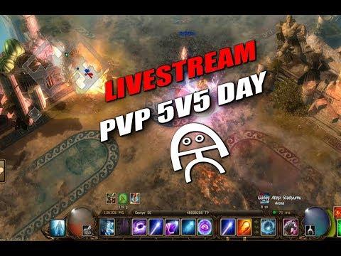 Drakensang online - 5v5 PVP DAY