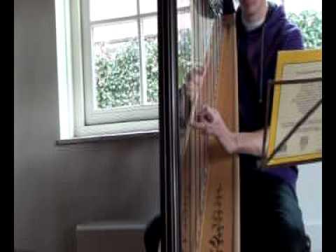 Canon In D On Harp Pachelbel