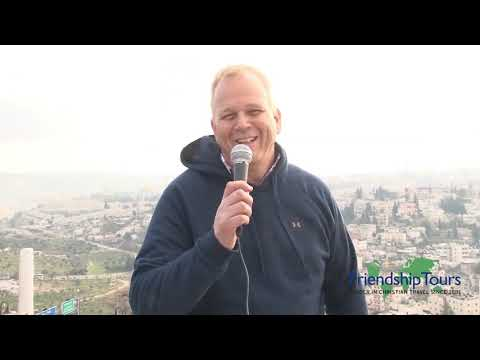 Experience The Holy Land On A Christian Group Tour If Israel