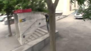 Versus Dvd The Streets Payback 2010 - 2. Patrick Jaeggi