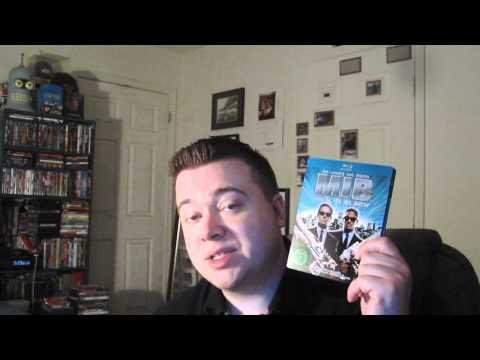 Blu Ray Update 3 Blu Ray Steelbooks SWEEEEETTTT!!! Men In Black Salt Edge Of Darkness