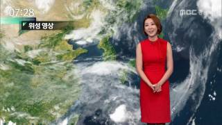 MBC경남 뉴스투데이 2017 06 20 오늘의 날씨