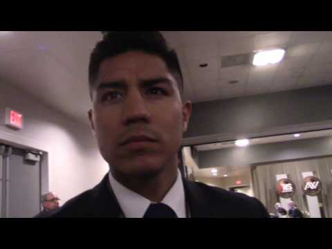 JESSIE VARGAS REACTS TO ANDRE WARD STOPPAGE WIN OVER KOVALEV - TALKS LOW-BLOW SITUATION IN FIGHT