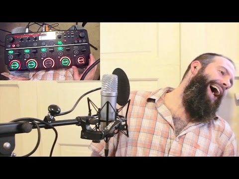Aesop Rock -  None Shall Pass (Live Looping Vocal Cover)