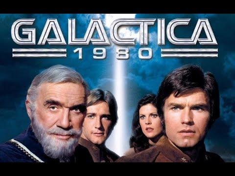 Galactica 1980 Saison 1 Episode 1/3 Voyage Dans Le Temps   1 ère partie