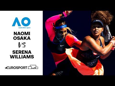 Serena Williams v Naomi Osaka | Australian Open 2021 - Highlights | Tennis | Eurosport