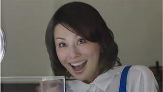 原田泰造 米倉涼子 CM 宝くじ オータムジャンボ宝くじ サマージャンボ宝...