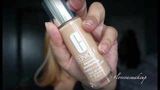 first impression clinique beyond perfecting foundation concealer lovevasmakeup