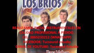 """LOS BRIOS - SERA QUE NUESTRO AMOR SE TERMINO """"OYEME"""" DEMO PISTA KARAOKE"""