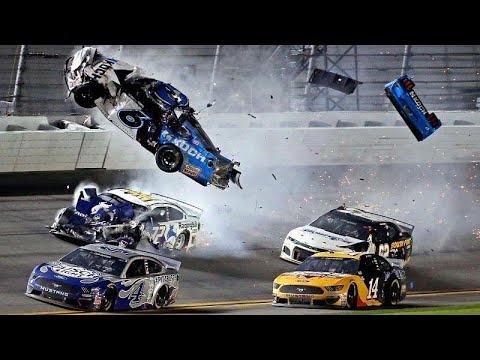 Scary-Ryan-Newman-Crash-at-Daytona-500