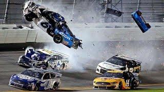Scary Ryan Newman Crash at Daytona 500