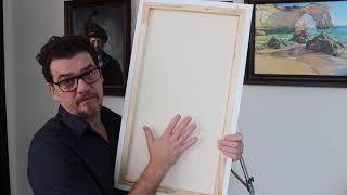 Холсты для живописи маслом купить от Макс Скоблинский.уроки качественные материалы, арт туры.