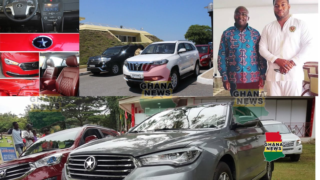 Breaking NEWS!: Government has given Kantanka Automobile 10 years tax holiday#GHANANEWS