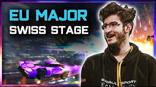 RLCS X 🔸 Fairy peak hits insane buzzer beater redirect, Endpoint clean prejump passing play and more